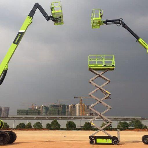 aerial platforms