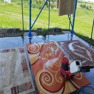 пране на килим с машина