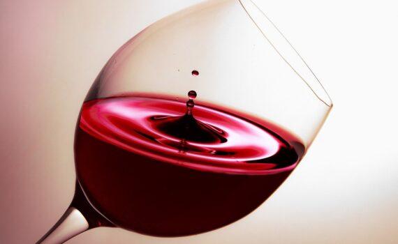 glass, wine, drip